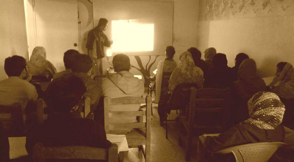 organic chemistry workshop