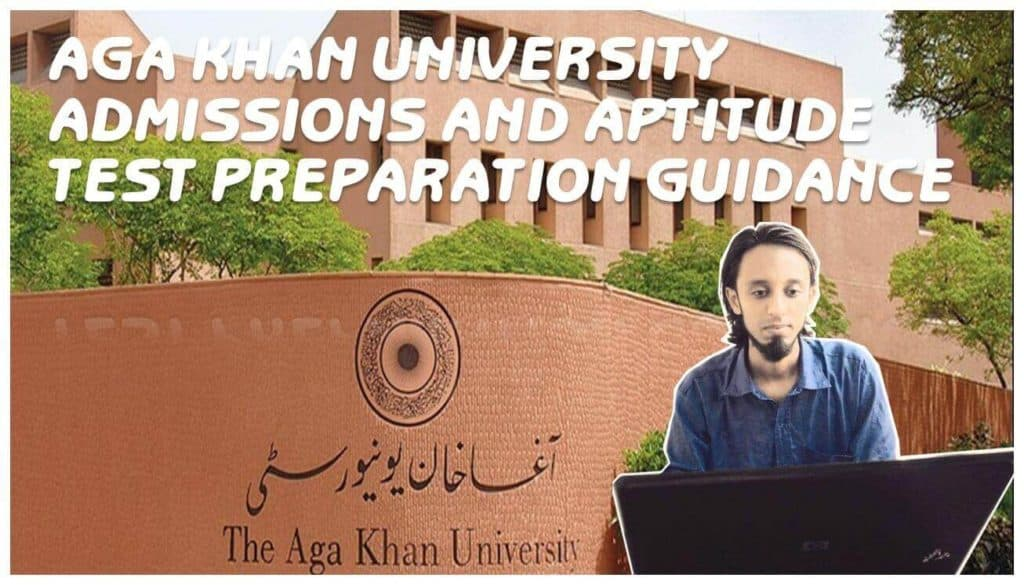 Aga Khan University Admissions Karachi MBBS Admissions 2019