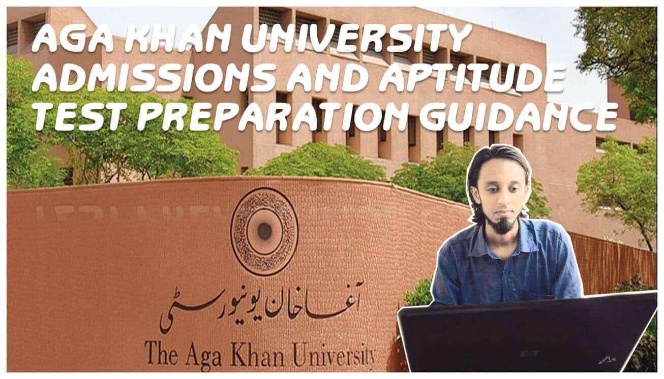 Aga Khan University Hospital Karachi MBBS Admissions 2019