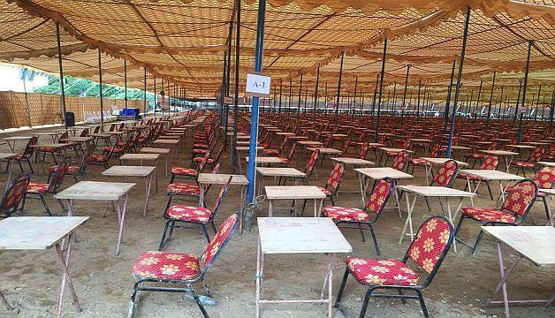 NED University Karachi Entry Test Seating Arrangement 2019