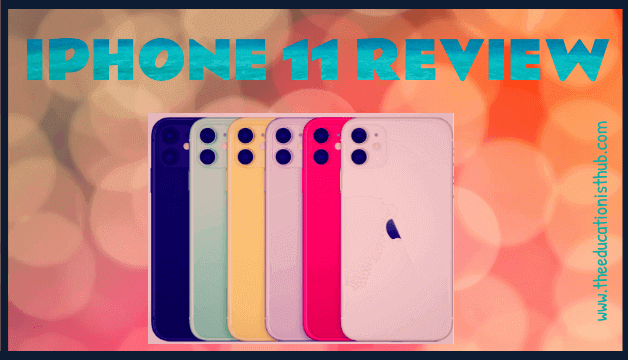 iPhone 11 simplest review 2019 - 2020