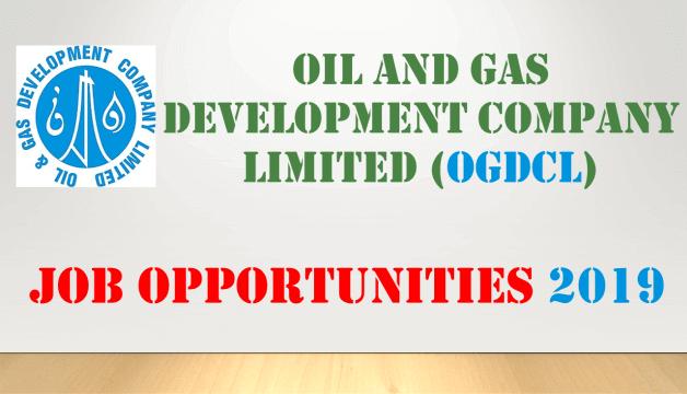 OGDCL Jobs 2019