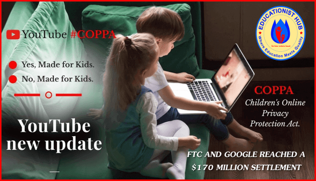 FTC And Google Reached A $170 Million Settlement Of Alleged Child's Privacy Violations By YouTube