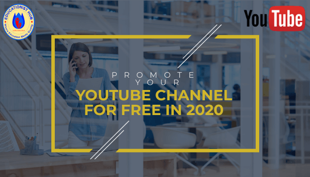 How To Promote Your YouTube Videos For Free When You Have Zero Subscribers [2019]