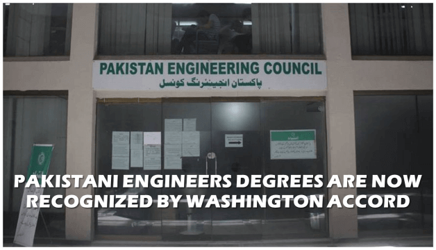 Pakistani Engineers Degrees Are Now Recognized By Washington Accord Senator Rukhsana Zuberi