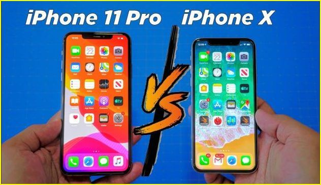 iPhone X Verses iPhone 11 Pro Speed Test (Comparison)