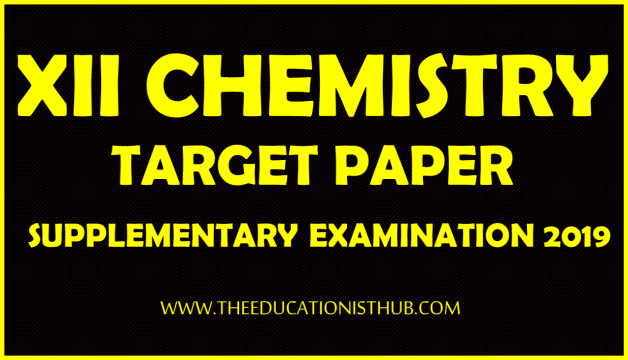 2nd year chemistry guess paper 2019 karachi board