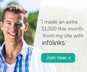 Infolinks - Earn Money Online in 2020