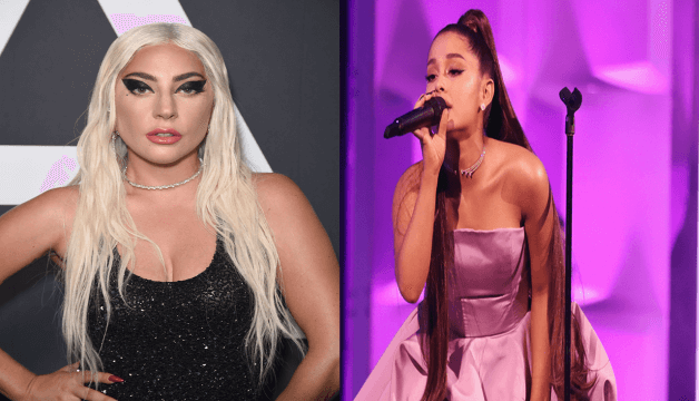 Lady Gaga and Ariana Grande team up on a release of new song Rain On Me
