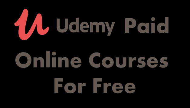 udemy free courses paid online