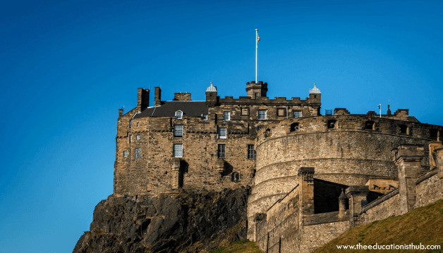 Edinburgh Castle, Facts, Events and History