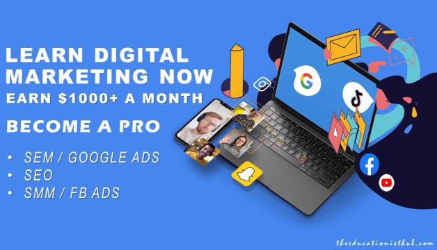 free digital marketing course in karachi 2021