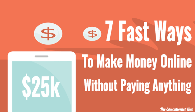 How to Make Money Online Without Paying Anything in 2021