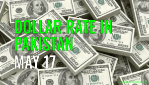 Dollar Rate in Pakistan Today 17th May 2021