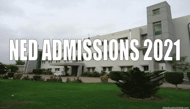 NED University Karachi to Announce Admissions Policy Without any Weightage of Intermediate Results