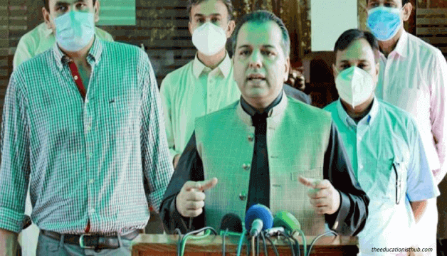 Schools in Punjab to reopen from Monday, Murad Raas