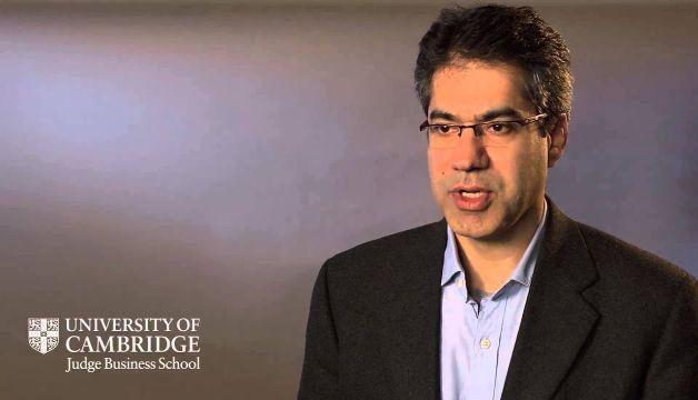 The Pakistani-born professor has been appointed Pro-VC of Cambridge University