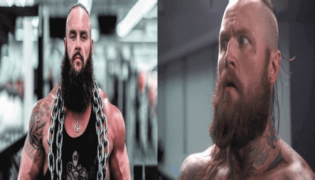 Aleister Black, Braun Strowman and 5 Others to Release From WWE Contracts