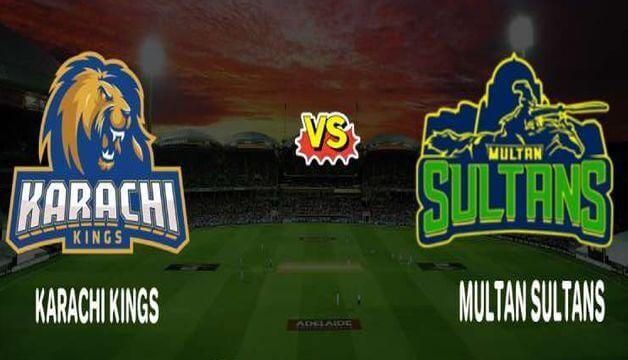 PSL Live Match 2021 Today Watch Online Free | Multan Sultans vs Karachi Kings | Match No. 16