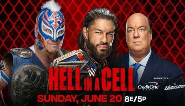 WWE Hell in a Cell 2021 Results, Highlights, Winners, Full Matches, Review, Grades and Live Updates