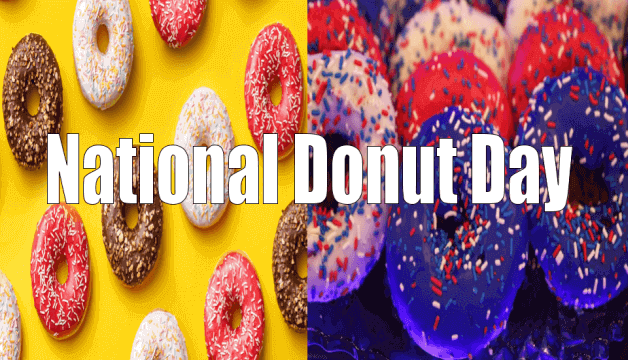 When is National Donut Day 2021 USA? How to get Free Doughnuts Deals, Discounts and Offers
