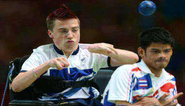 David Smith Leads The ParalympicsGB Boccia Team of Nine People To Tokyo