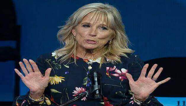 US First Lady Jill Biden has an operation at Walter Reed to remove debris from her left foot