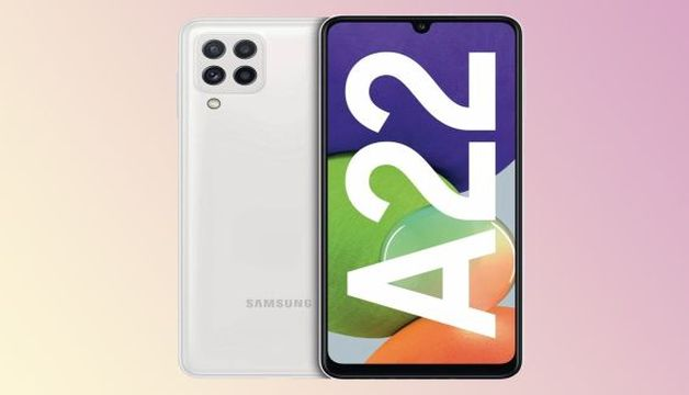 Samsung Released Galaxy A22 in Pakistan With 48MP OIS Camera 90 Hz Display and 5000mAh Battery