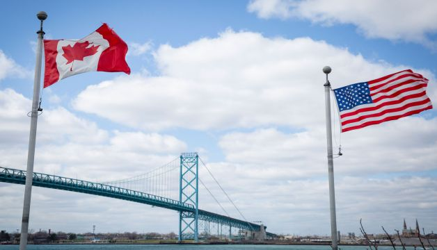 US Canada Border Opening For Completely Vaccinated Citizens From 9th August