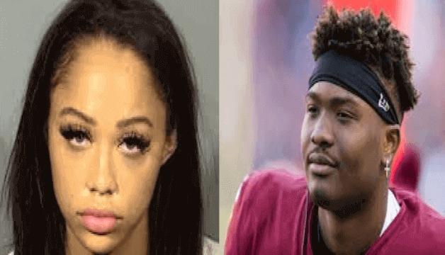 Who is Kalabrya Gondrezick-Haskins Dwayne Haskin's wife? Why is she arrested in Las Vegas?