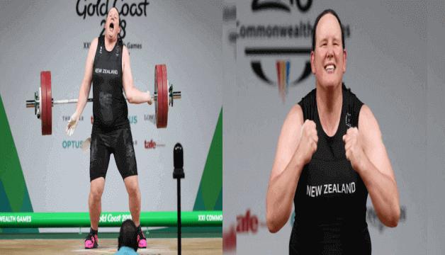First Transgender Athlete Laurel Hubbard