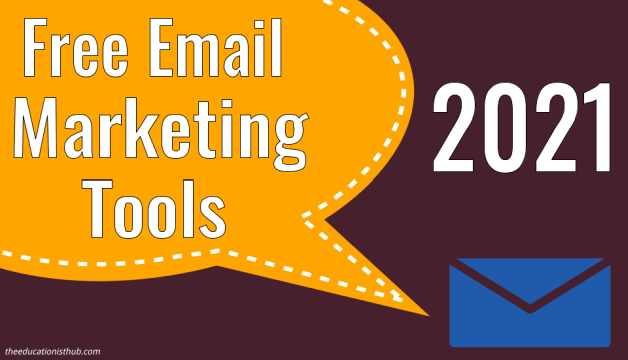 Best 10 Free Email Marketing Tools To Grow Your Business